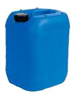 De 5 a 25 litros (azul, blanca, transparente)